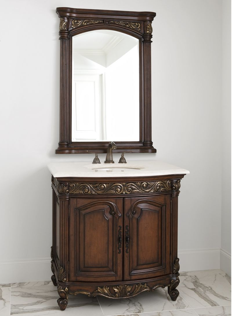 Provincial Petite Sink Chest