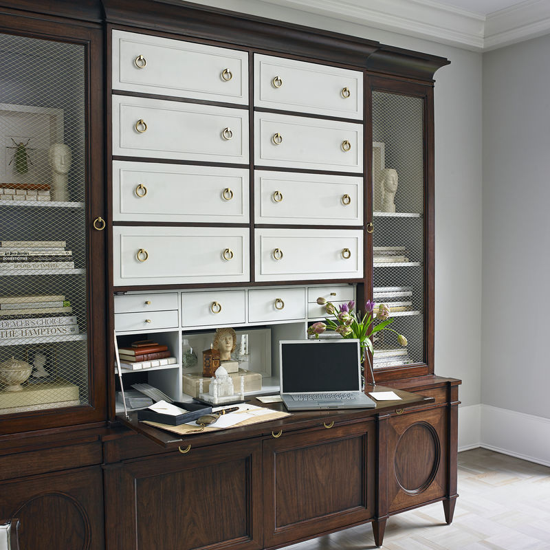 Regent Bibliotech Cabinet