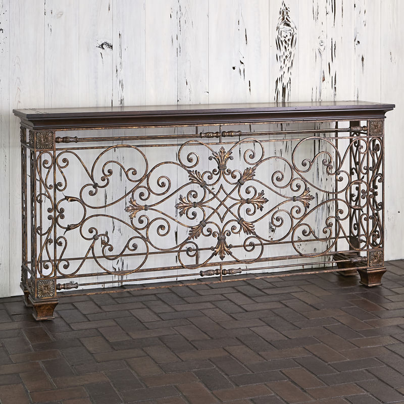 Rockefeller Large Console Table