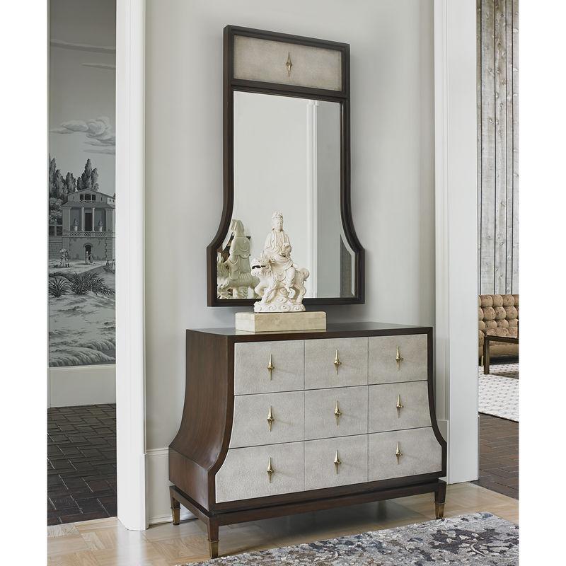 Dallas Designer Furniture: 02293-830-001 Tapered Chest