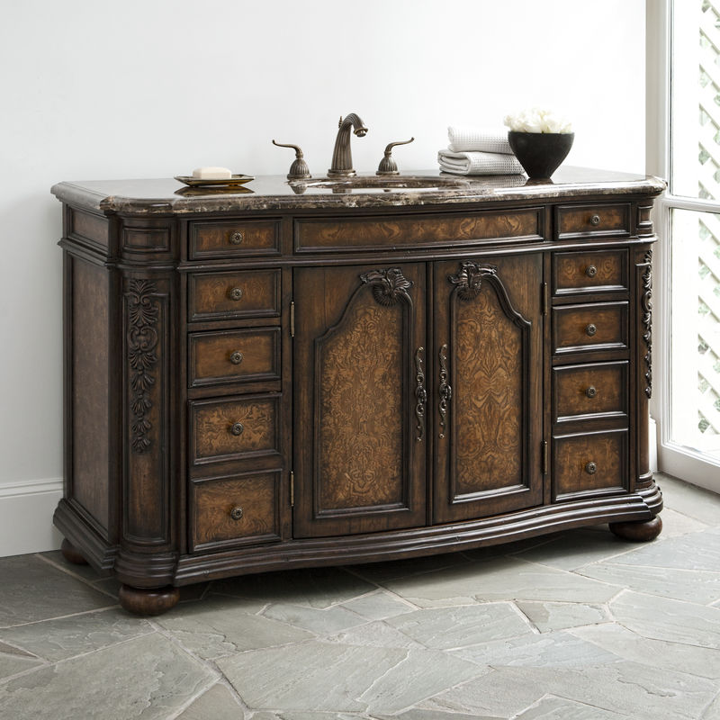Trenton Large Sink Chest