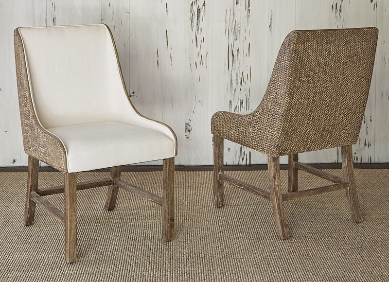 Voranado Woven Side Chair