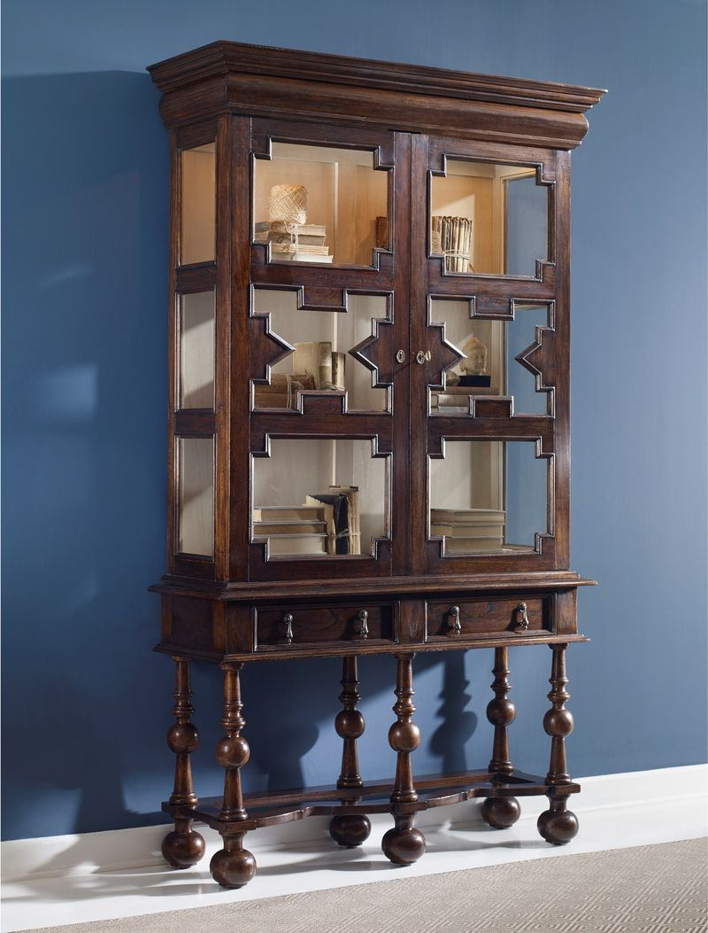 William and Mary Tall Cabinet