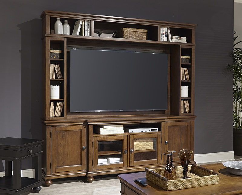 Oxford Entertainment Center in Brown
