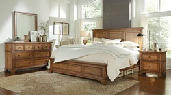 Alder Creek Panel Bedroom Set
