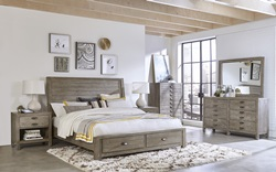 Radiata Bedroom Set with Storage Bedroom