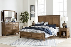 Thornton Bedroom Set with Storage Bed