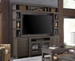 Tucker Entertainment Center in Bark