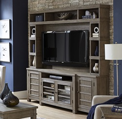 Tucker Entertainment Center in Stone