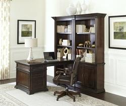 Grand Classic Peninsula Desk Set