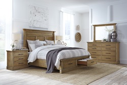 Manchester Storage Bedroom Set