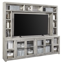 Avery Loft Entertainment Center in Limestone