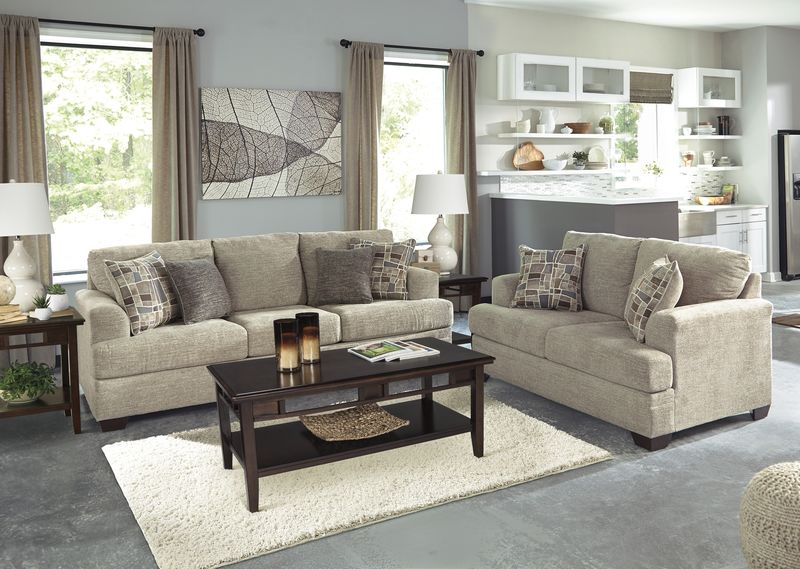 Barrish Living Room Set
