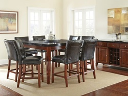 Bello Pub Table Set with Granite Top