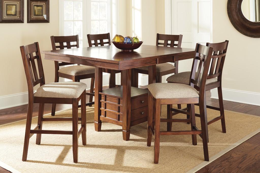 & Dallas Designer Furniture | Bolton Pub Table Set