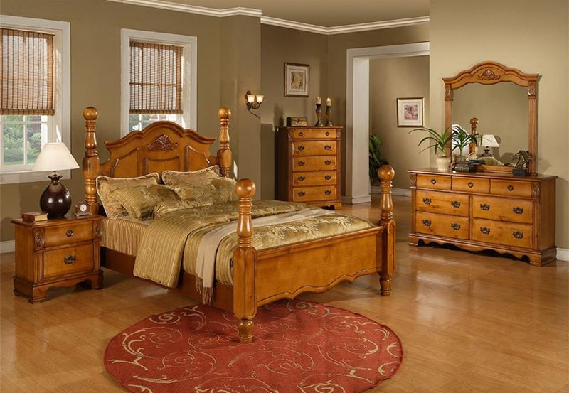 Bryant Country Cottage Bedroom Set
