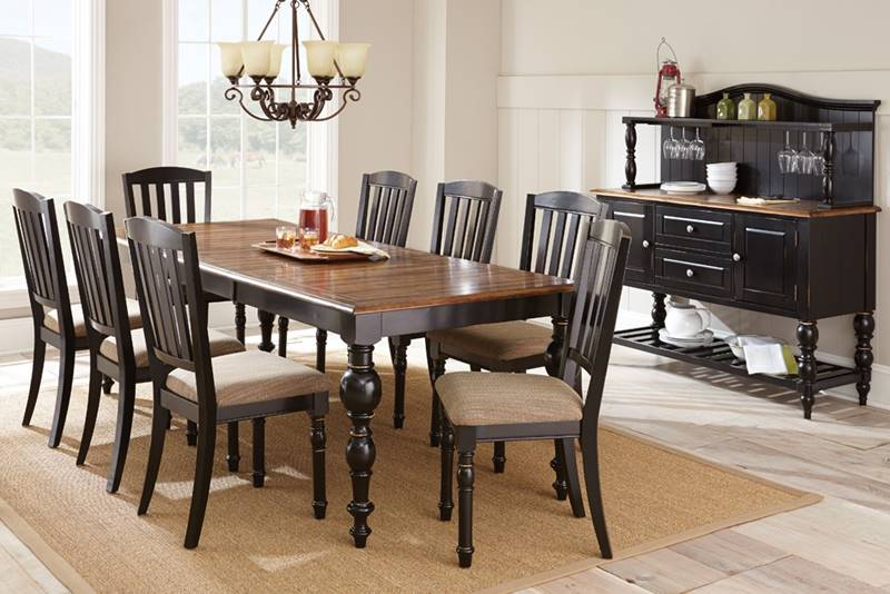 Carrolton Dining Table Set