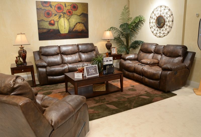 Catalina Reclining Living Room Set