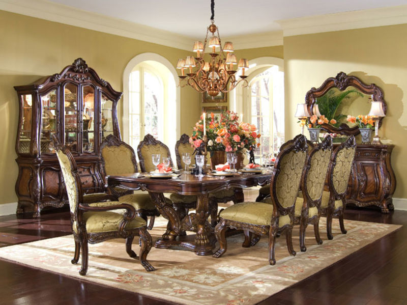 Chateau Beauvais Formal Dining Room Set