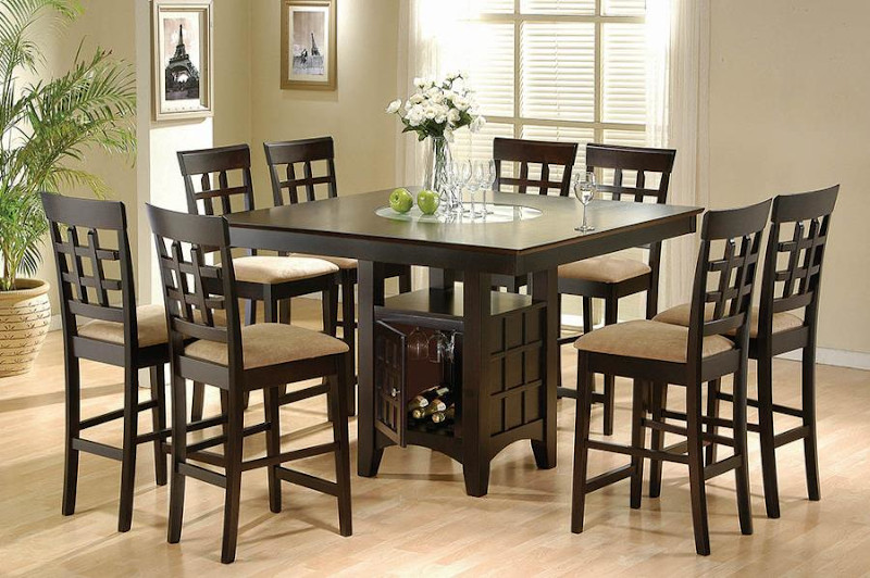 Clanton Counter Height Dining Room Set
