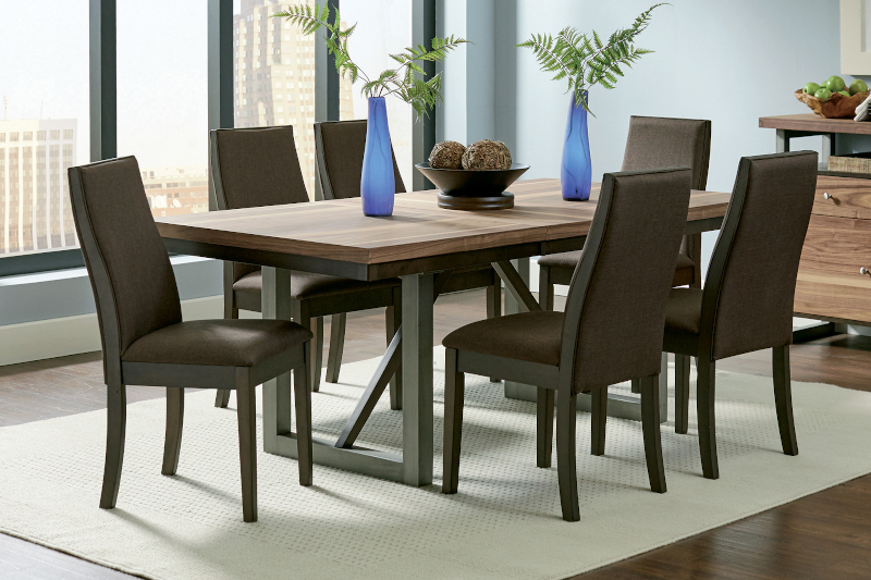 Spring Creek Dining Room Set in Cocoa