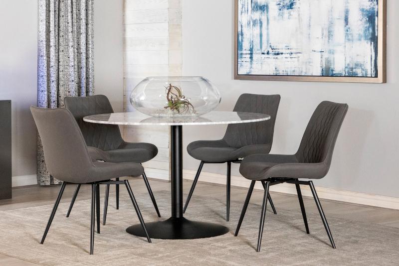 Bartole Round Dining Room Set