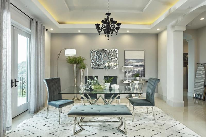 Beaufort Formal Dining Room Set