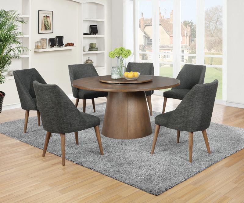 Beverly Round Dining Room Set