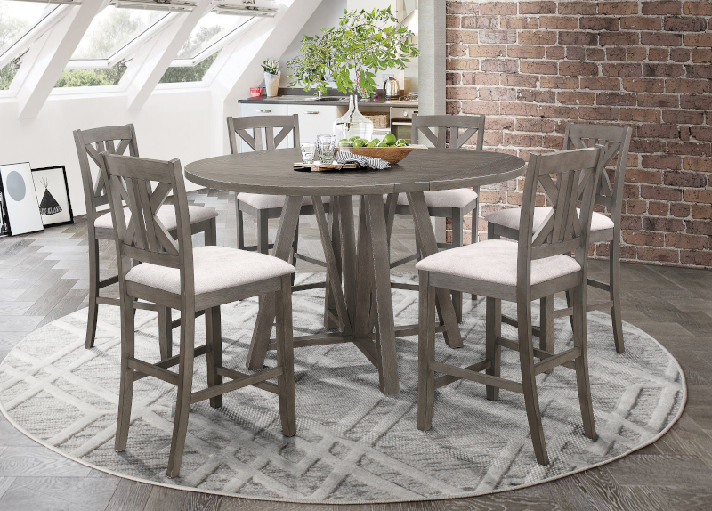 Athens Counter Height Dining Room Set