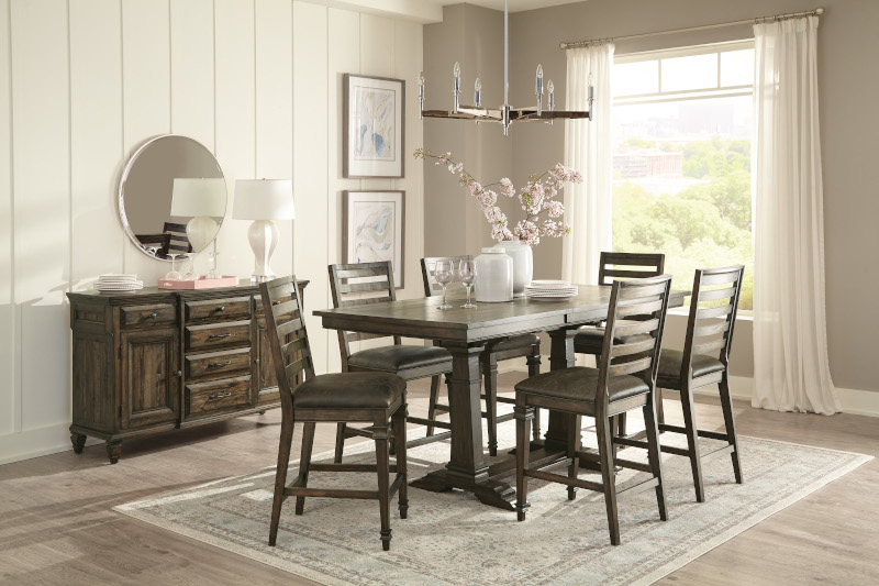 Avenue Counter Height Dining Room Set