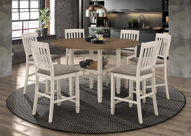 Sarasota Counter Height Dining Room Set