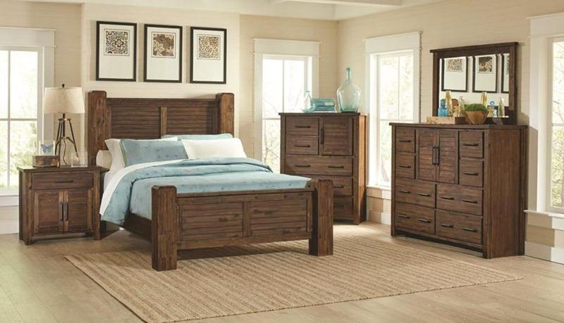 Sutter Creek Bedroom Set