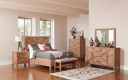 Tawny Bedroom Set