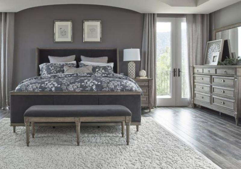 Alderwood Bedroom Set