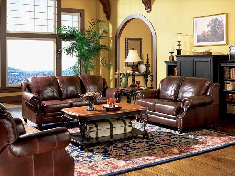 Princeton Living Room Set