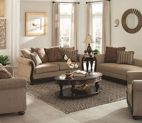 Beasley Formal Living Room Set