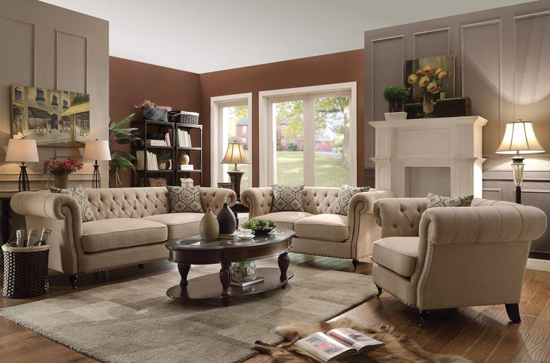 Trivellato Living Room Set