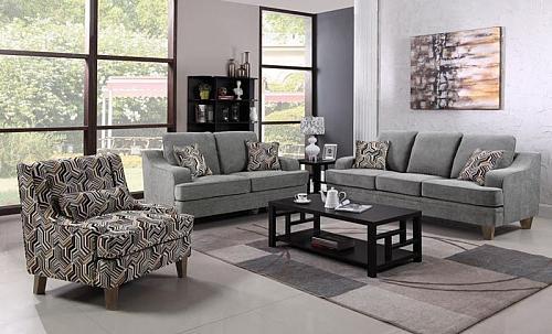 Burbank Living Room Set