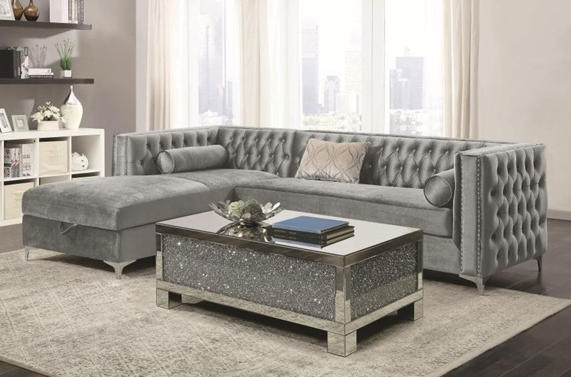 Coaster 508280 Bellaire Sectional