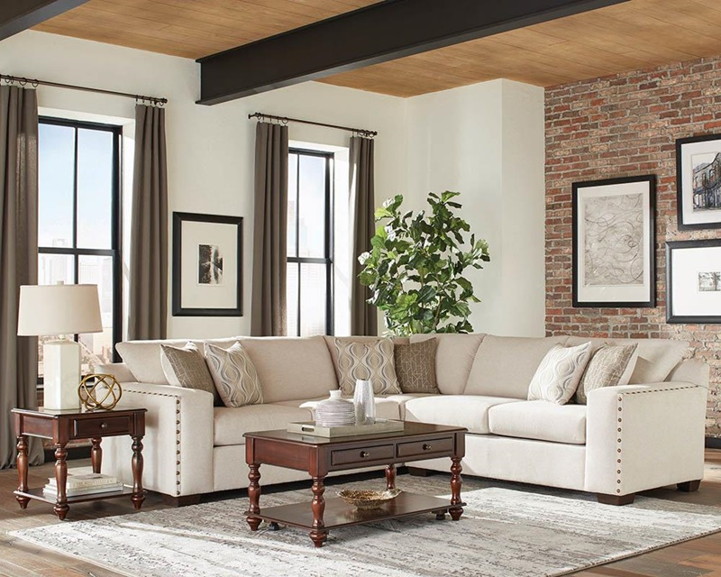 Aria Living Room Sectional