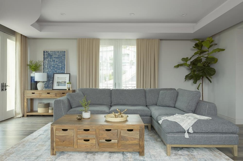 Persia Living Room Sectional
