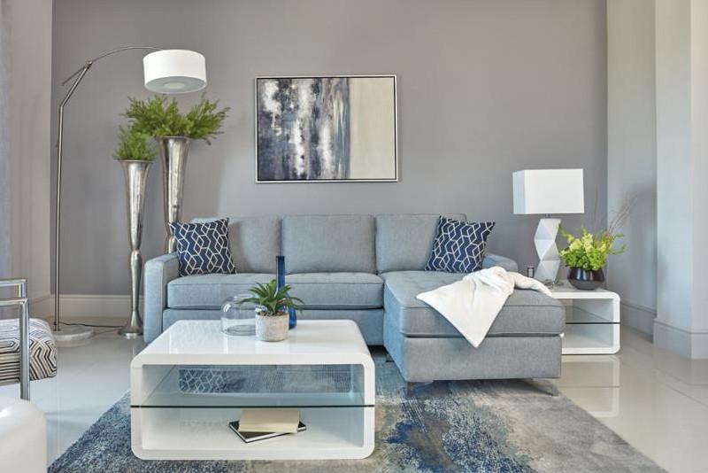 Nashua Sectional Sofa