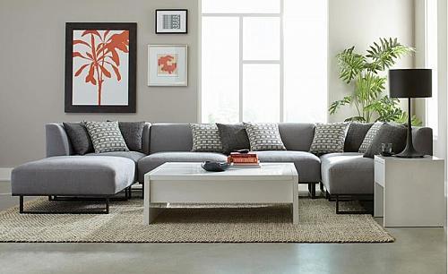 Corrine Sectional Sofa