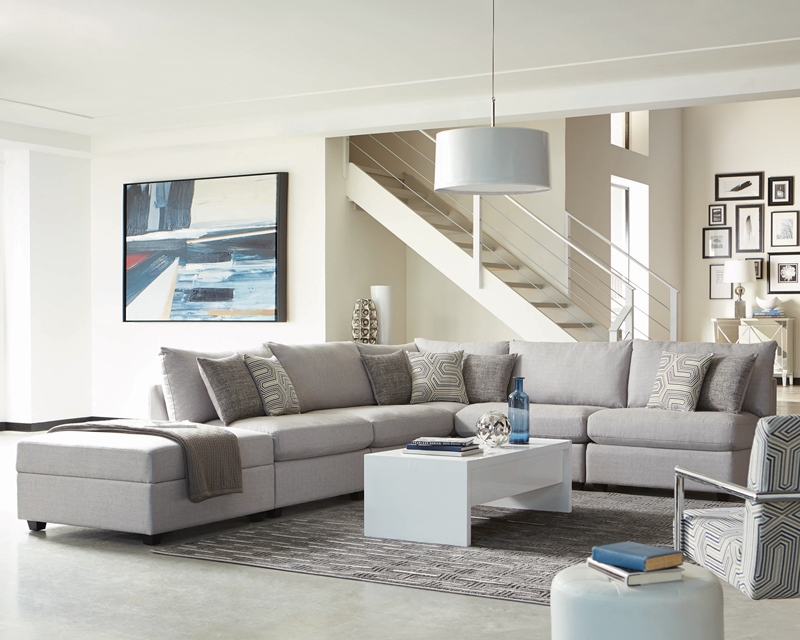 Cambria Living Room Sectional
