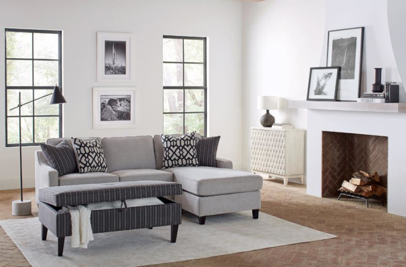 Luanne Sectional Sofa