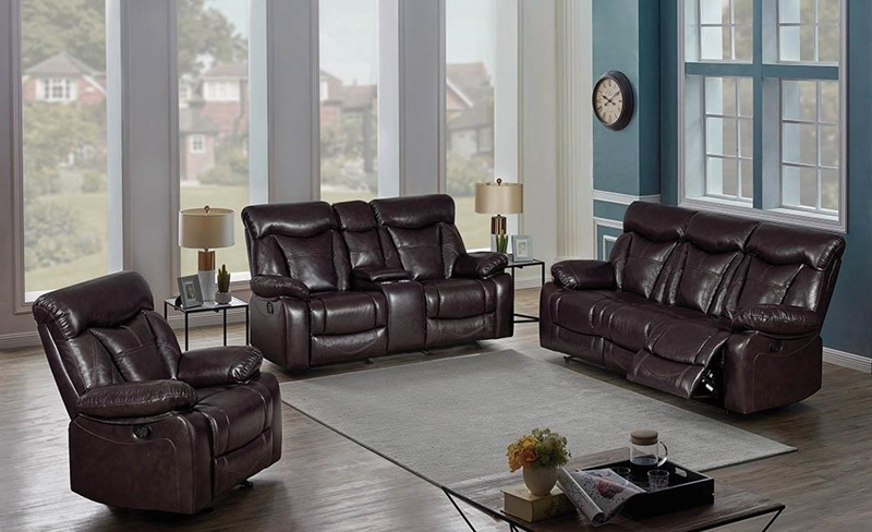 Zimmerman Power Motion Living Room Set