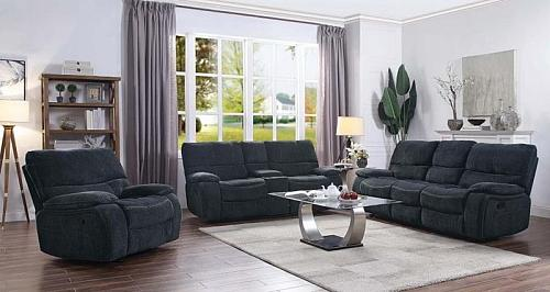 Perry Reclining Living Room Set