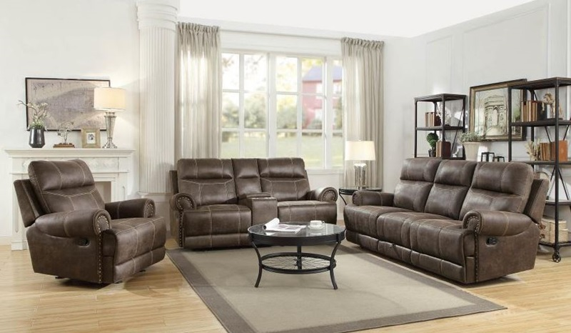 Brixton Reclining Living Room Set