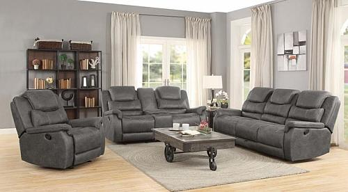 Wyatt Reclining Living Room Set