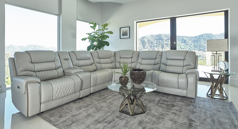 Garnet Living Room Sectional